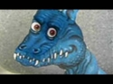 Optická iluze - drak