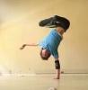 Borec - jóga a break dance