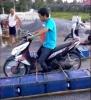 Vodní skútr - Thajsko