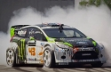 Ken Block - Gymkhana World Tour 2011