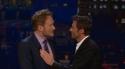 Hugh Jackman u Conana O'Briena