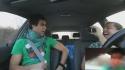 Drsné probuzení v autě