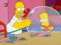 Simpsonovi - Homer a výchova