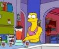 Simpsonovi - Marge kulturistka