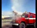 Jak se baví hasiči v Rusku