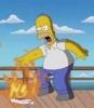 Simpsonovi - Ohnivý kebab