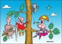 OBRÁZKY - Kreslené vtipy CCVII.