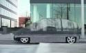 Neviditelný Mercedes