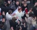 Ruská originální svatba