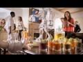 Reklama – Fiat 500 a projížďka po domě