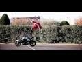 Borec – Santa Claus na motorce