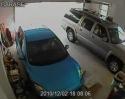 Couvání z garáže