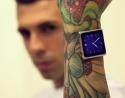 Piercing hodinky