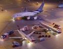 Propracovaný model letiště