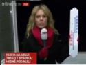 Reportérka TV nova - přežblept?