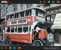 GALERIE - Barevné fotky Anglie z 20. let