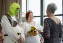 GALERIE - Nejdivnější svatební fotky