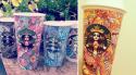 GALERIE - Umělecké Starbucks kelímky