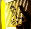 GALERIE - Legračně upravené stíny