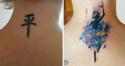 GALERIE - Předělávky tetování