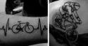 GALERIE - Tetování pro cyklisty