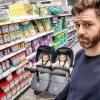 GALERIE - Otec dítěte hvězdou Instagramu