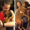 GALERIE - Štěňátka vs. dospělí psi