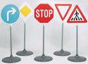 Životní příběh pomocí dopravních značek