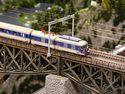 Modelová železnice - Švýcarsko