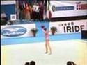Moderní gymnastika - hrátky s míčem