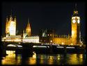 OBRÁZKY - Noční Londýn