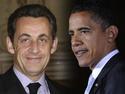 Rozdíl mezi Sarkozym a Obamou