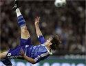 TOP 10 - Fotbal - akrobatické góly
