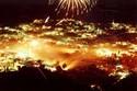 Řecko - Ohňostroj - The Rocket War