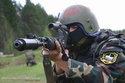 Rusko - Spetsnaz - trénink boje