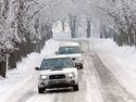 Idiot pro dnešní den - Předjíždění na sněhu