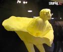 OBRÁZKY - Originální sochy z másla