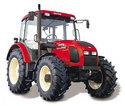 Idiot - Převrácený traktor