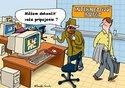 OBRÁZKY - Kreslené vtipy XVII.