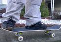 Borec - Skateboardista a Bobová dráha