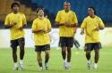 Trénink australských fotbalistů [reklama]