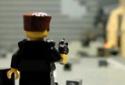 LEGO - Film - přestřelka