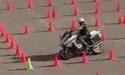Borec - Policista na motorce
