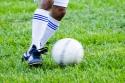 Borec - Fotbalista a 3 břevna