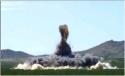 Slow motion - Exploze
