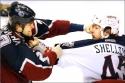 NHL - Nejlepší bitky 2009/2010