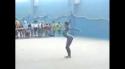 Borec- Neuvěřitelná gymnastka