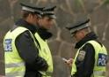 Praha - Policie vs. Nabiflovaný řidič