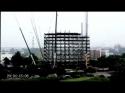 Čína – Stavba hotelu za 6 dní