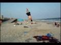 Borec - Skoky na pláži